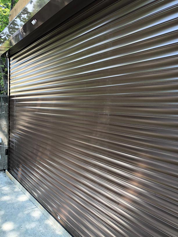 Laneway Garage Door Roll Up Shutter